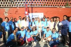 Heritage Walkathon on NRN Day 2019