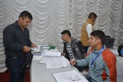 Registration of 9th GC